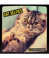 Kalender 2019 Cat selfies