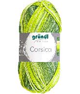 Corsica groen zand gemeleerd