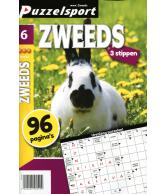 Puzzelsport zweeds 3 stippen nr. 6