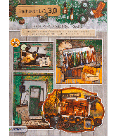 Stansblok A4 Industrial 3.0 nr. 76