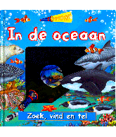 Spotlight, in de oceaan