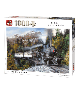 Puzzle Express train (Classic Collection) 1000 pcs
