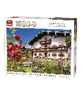 Puzzle Bavarian Alps, Germany 1000 pcs