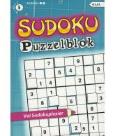 Sudoku Puzzelblok 2 ster