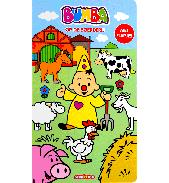 Bumba op de boerderij. Kartonboek met flapjes
