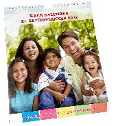 Weekkalender XL gezinsplanner 2022