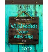 Scheurkalender 2021: Wijsheden elke dag