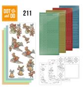 Dot & Do 211 Have a mice christmas van Yvonne Creations