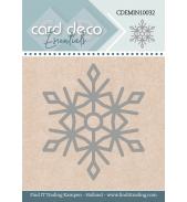 Mini dies snow star Card Deco Essentials