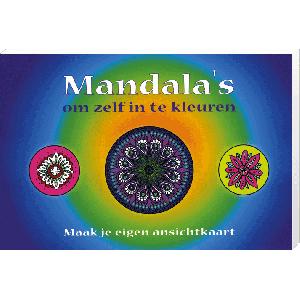 Mandala's om zelf in te kleuren