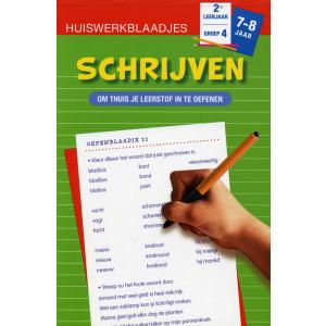 Huiswerkblaadjes 7 tot 8 Jaar Schrijven