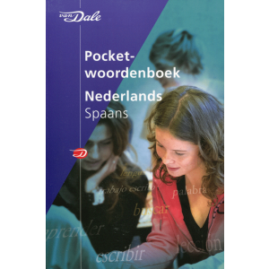 Van Dale Pocketwoordenboek Nederlands-Spaans 3e editie