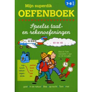 Mijn Superdik Oefenboek 7 tot 9 jaar