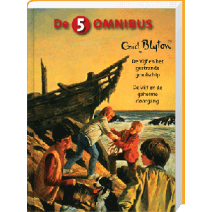 De 5 Omnibus Gestrande geheime doorgang