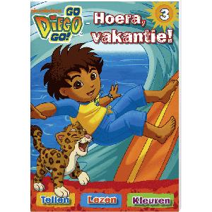 Diego Vakantieboek 3