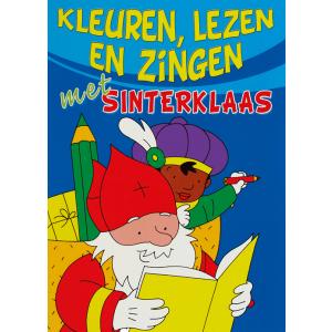 Kleuren lezen en zingen met Sinterklaas