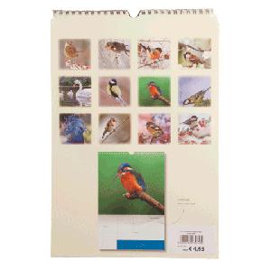 Luxe Verjaardagskalender Vogels