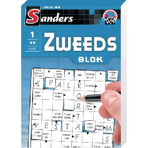 Zweeds puzzelblok 2 ster