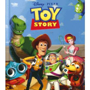Disney lees & luisterboek Toy Story