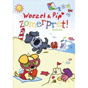 Woezel & Pip zomerpret doeboek