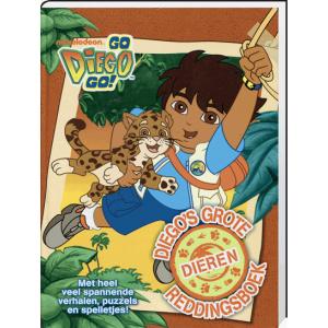 Diego Diego's grote dieren reddingsboek