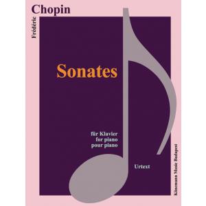 Chopin, Sonates
