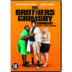 Brothers Grimsby (Steelbook)