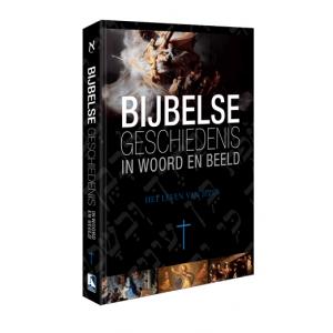 Bijbelse geschiedenis (incl 2 dvd's) deel 1 Het leven van Jezus