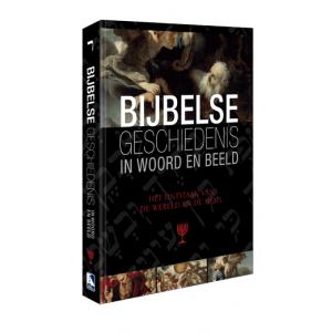 Bijbelse geschiedenis (incl 2 dvd's) deel 3 Het ontstaan van de wereld en de mens