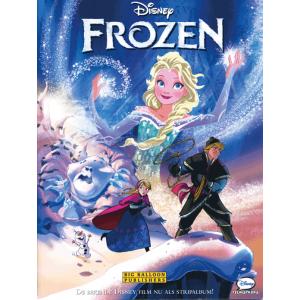 Frozen film strip