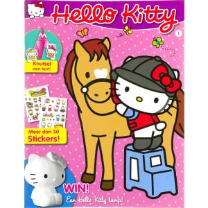 Hello Kitty Activity boek