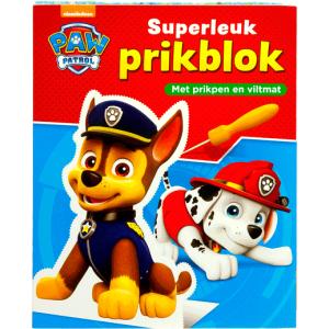Paw Patrol Prikblok