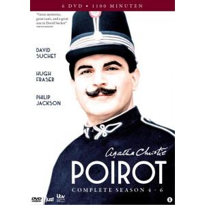 Poirot - Seizoen 4-6