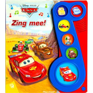 Disney Cars zing je mee (Geluidsboek)