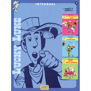 Lucky Luke integraal deel 15