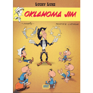 Lucky Luke Oklahoma Jim