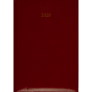 Business timer bureau agenda 2020 rood nr 102