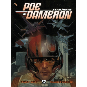 Star Wars Poe Dameron Black Squadron (1/2)