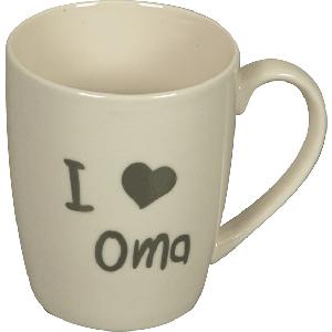 Beker I Love Oma