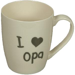 Beker I Love Opa