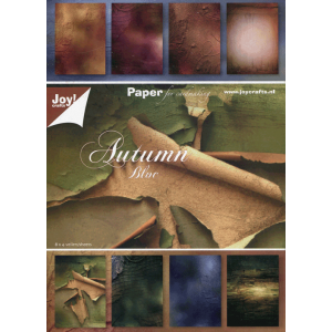 Joy papierblok autumn bloc 32 vel