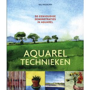 Aquareltechnieken
