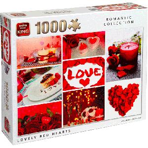 Legpuzzel Valentine's day 1000 stukjes