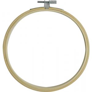 Joy borduurring bamboe diameter 15cm
