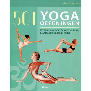 501 Yoga oefeningen