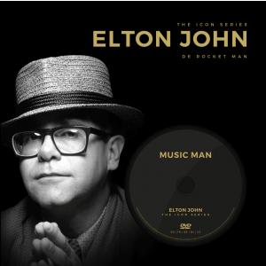 The Icon Series: Elton John (De Rocket Man)