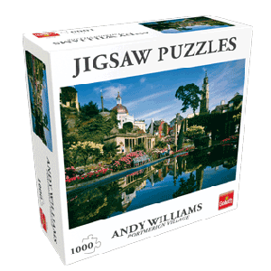 Puzzel Portmerion Village (1000 pcs)