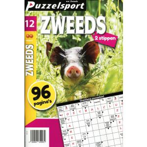 Puzzelsport 96 p. zweeds 2 stippen nr. 12
