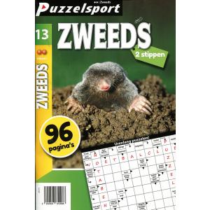 Puzzelsport 96 p. zweeds 2 stippen nr. 13