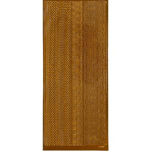 Stickervel randjes koper